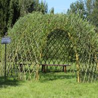 abris osier vivant jardin de colette